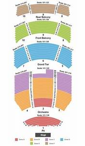 Miller Performing Arts Center Seating Chart Durham Performing Arts Center Tickets In Durham North