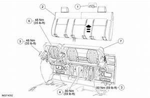 Ford Excursion Seat Diagram