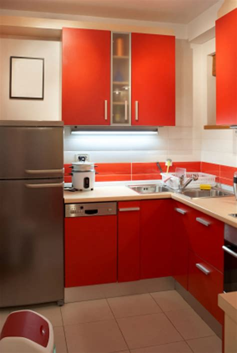 Small Kitchen Interior Design  Kitchen Decor Design Ideas