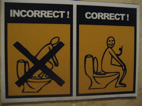 Rude Bathroom Signs by Ideas Interesting Restroom Signs For Bathroom