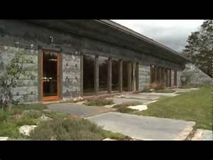 Tour an Earth-Bermed House in Upstate New York - YouTube