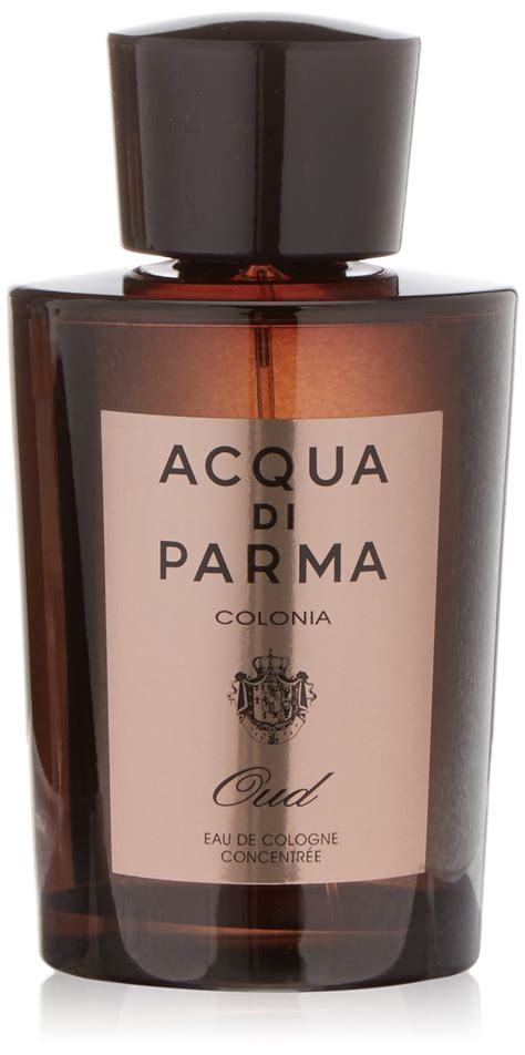 acqua di parma colonia oud eau de cologne concentree spray 180ml 6oz fragranceitems