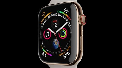 Pricing For The Apple Watch Series 4 Starts At R7 999