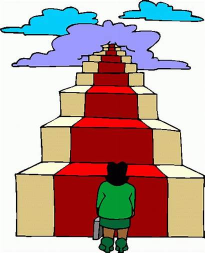 Stairs Clipart Staircase Stair Clip Stairway Cliparts
