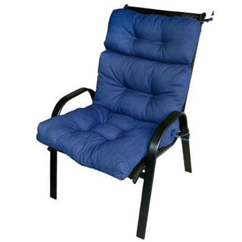 patio furniture cushions high back chair picture