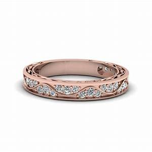 Shop for affordable wedding rings and bands online for Wedding rings bands for women