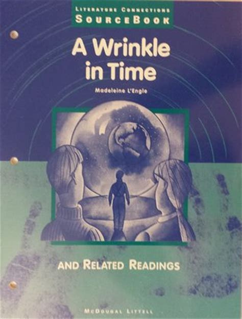 literature connections sourcebook  wrinkle  time