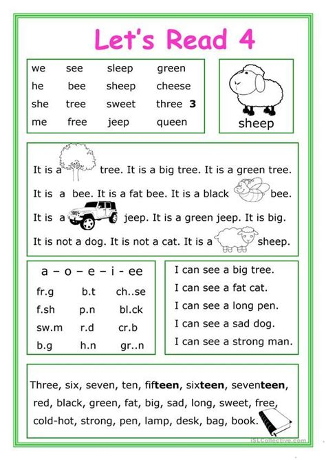 lets read     images phonics reading