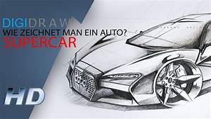 Wie Verkauft Man Ein Auto : wie zeichnet man ein auto supercar hd youtube ~ Jslefanu.com Haus und Dekorationen
