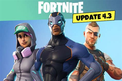 fortnite update  news bouncer release coming