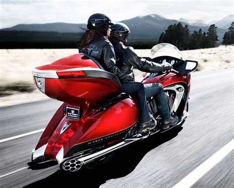 The All-american Muscle Cruiser, Victory Motorcycles Is