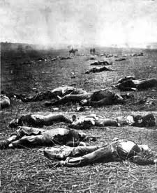 Gettysburg Battle Aftermath