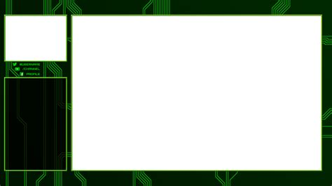 Twitch Layout Template by 16 10 Twitch Overlay Circuits By Zigarot On Deviantart