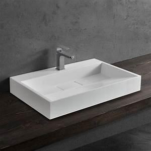 Aufsatzwaschbecken Auf Holz : die besten 25 waschbecken eckig ideen auf pinterest handwaschbecken g ste wc bauernhaus ~ Indierocktalk.com Haus und Dekorationen