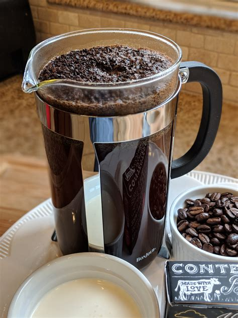 Heavy whipping cream in coffee is used to cut through the bitterness and create. Keto Butter Coffee / Bulletproof Coffee Alternative Recipe - Kat Does Keto