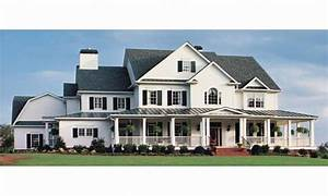 Country Farmhouse House Plans Old