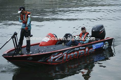 Bass Hunter Boats by 490 Bass Hunter Aluminum Bass Fishing Boat View Bass