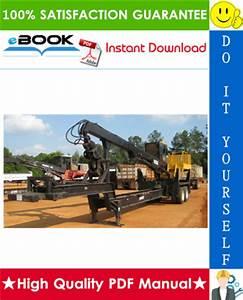 Best  U2606 U2606 John Deere 335  435 Log Loader Technical Manual