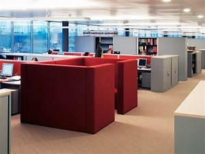 Cloison Acoustique Bureau : lounge box de confidentialit materic am nagement pour ~ Premium-room.com Idées de Décoration