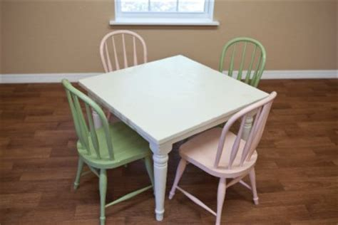 Pottery Barn Farmhouse Chairs by Pottery Barn Farmhouse Square Table And 4 Chairs 2