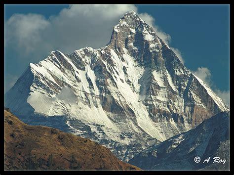 Nanda Devi (7816m) From Binsar, Uttarakhand