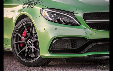 2018 Vorsteiner Mercedes Amg C63 V Ff 106 Details 6