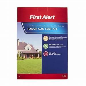 First Alert RD1 Radon Gas Test Kit - - Amazon.com