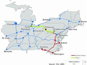 National Gateway Project Of Csx Transportation