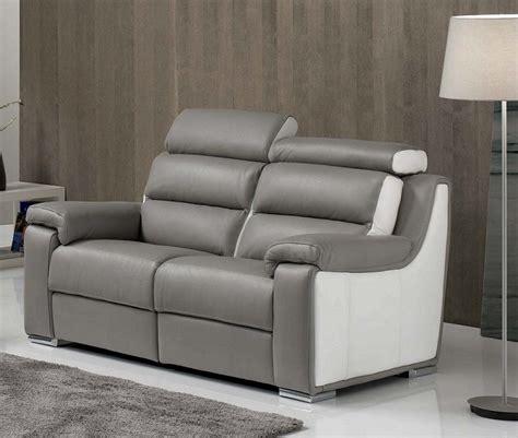 canap cuir relax lectrique photos canapé 2 places relaxation électrique cuir