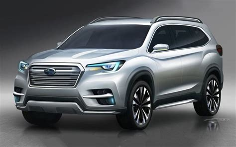 Subaru Outback 2020 by The 2020 Subaru Outback Redesign Auto Magz