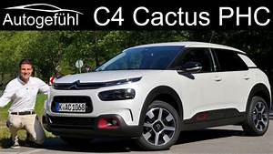 Citroen C4 Aircross 2019 : citroen c4 cactus facelift full review driving the new phc hydraulic suspension 2019 ~ Maxctalentgroup.com Avis de Voitures