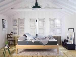 Emma Matelas Prix : literie 12 matelas et sommiers confortables et design c t maison ~ Teatrodelosmanantiales.com Idées de Décoration