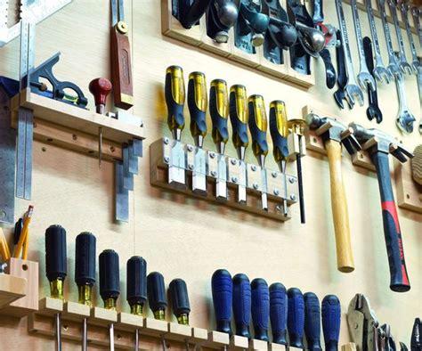 Garage Werkzeugwand by Wood In 2019 Garage Werkstatt Werkzeuge