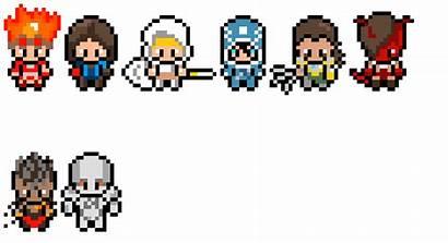 Pixel Mtg Pixelartmaker Maker Characters