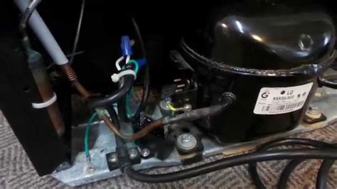 Freezer Start Relay Switch Wiring Diagram by How To Check A Refrigerator Compressor Doovi