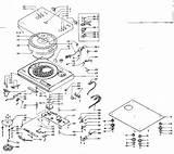 Sony Turntable Belt Diagram