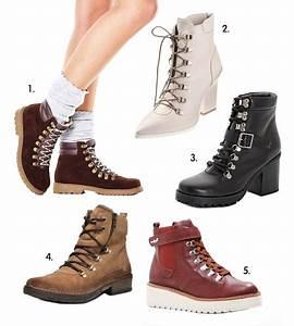 Tendance Chaussures Automne Hiver 2016 : chaussures tendance hiver 2016 monki chaussures a lacets ~ Melissatoandfro.com Idées de Décoration