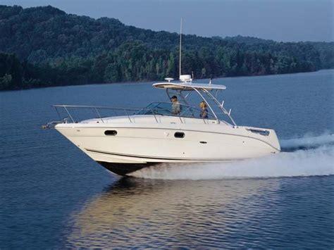 Sea Ray Boat Mattress by Sea Ray 290 Amberjack