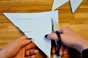 3d Stern Basteln 5 Zacken : weihnachtssterne schnell und einfach basteln ~ Lizthompson.info Haus und Dekorationen