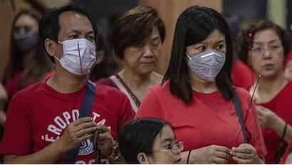 Sars Deaths Coronavirus Wuhan Statistics Masks Eve