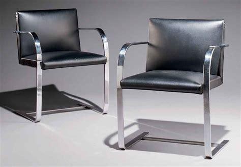 ludwig mies der rohe 1886 1969 paire de fauteuils brno le mod 200 le cr 201 201 en 1929 1930