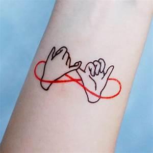 Tattoo Amitié : tatouage en commun amitie ~ Melissatoandfro.com Idées de Décoration