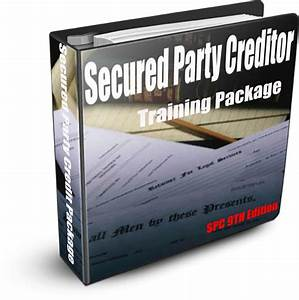 Why become a secured party creditor for Legal document preparer training