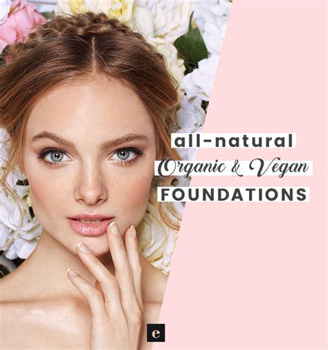 affordable organic makeup list of 12 organic vegan foundations