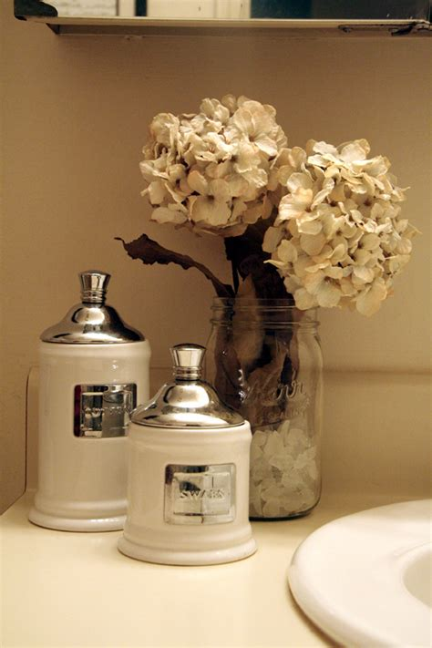 counter decorating ideas relaxing flowers bathroom decor ideas that will refresh Bathroom
