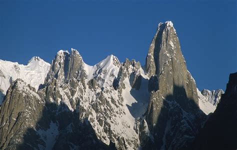 Muztagh Tower 7273m Expedition