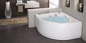 beautiful petite salle de bain avec baignoire dangle 2 With baignoire petite salle de bain