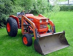 Kubota L175  L210  L225  L225dt  L260 Tractor Service