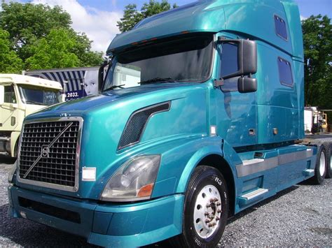 Volvo 780 Truck For Sale by Volvo Trucks Vnl 780 Cars For Sale