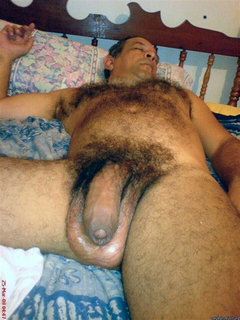 Ethnic Men Indian Daddies Caught Sleeping Naked